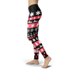 Image of Towboaters Ugly Christmas Leggings PINK