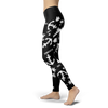 Image of Towboaters Ugly Christmas Leggings PAT2 BLACK