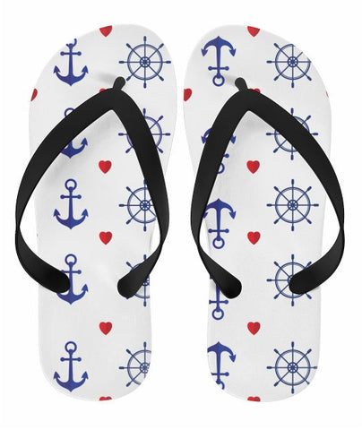 Towboaters Spouse -  Flip Flops