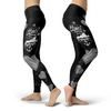 Image of My Heart Belongs To A Towboater Leggings