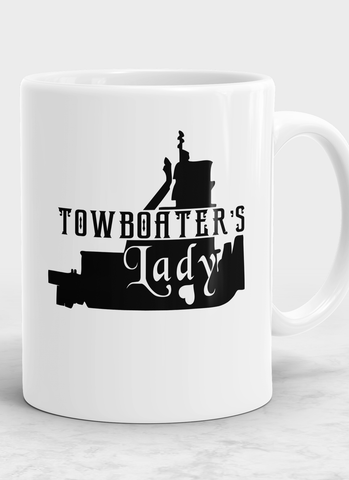 Towboater's Lady Mug