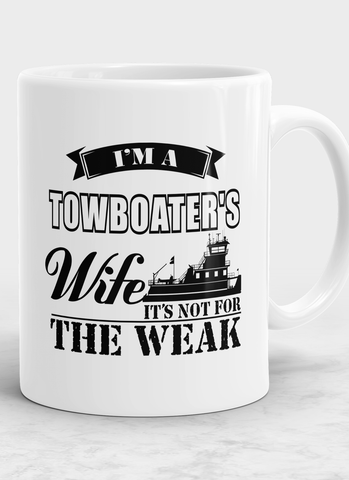 Not For The Weak Mug