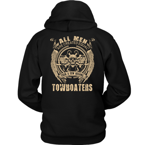 A Few Become Towboaters Hoodie