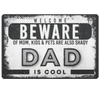 Image of Dad is Cool Doormat