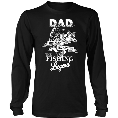 Dad! The Fishing Legend