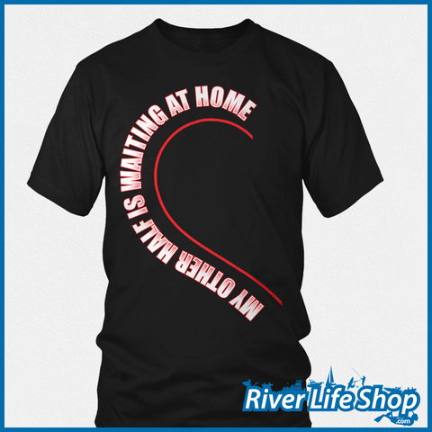 My Other Half Tees - River Life Shop  - 4