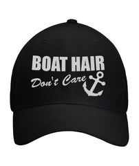 Boat Hair Don't Care Hat Curved