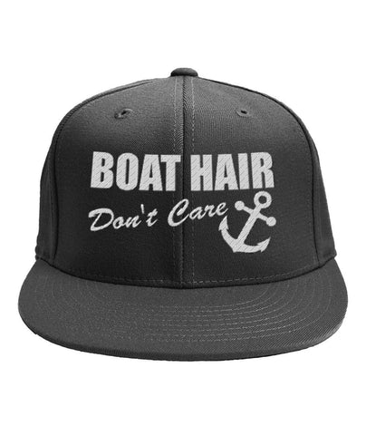 Boat Hair - Don't Care Hat