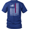 Image of Patriotic Tankerman Design - Try Stepping On This One