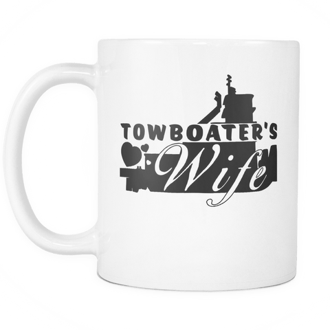 Towboater's Wife Mug
