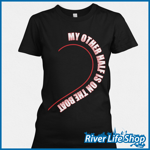 My Other Half Tees - River Life Shop  - 2