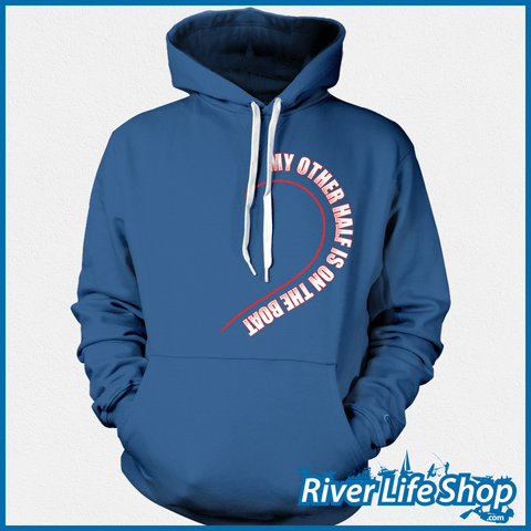My Other Half Hoodies - River Life Shop  - 3