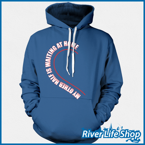 My Other Half Hoodies - River Life Shop  - 5