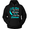 Image of His Wings Were Ready Hoodie
