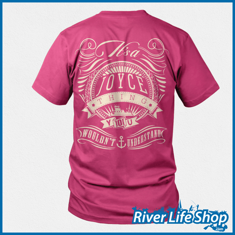 It's A Joyce Thing - River Life Shop  - 2