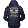 Image of Captain Title Earned Hoodie