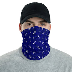 Towboater Accessories Anchor Neck Gaiter