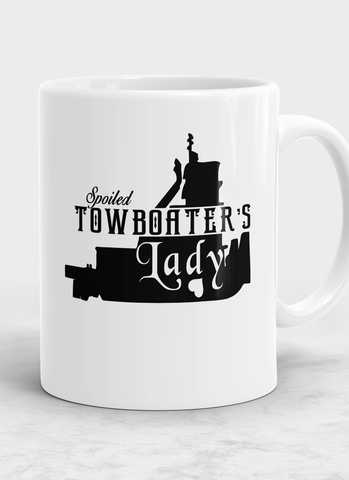 Spoiled Towboater's Lady Mug