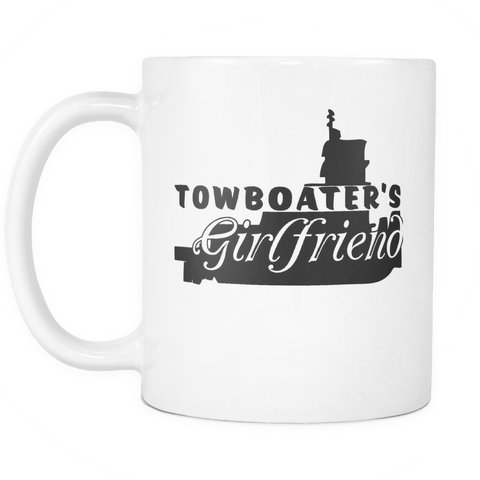 Towboater's Girlfriend Mug