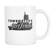 Image of Towboater's Girlfriend Mug