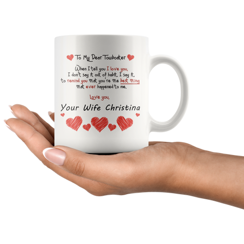Personalized Mug Christina