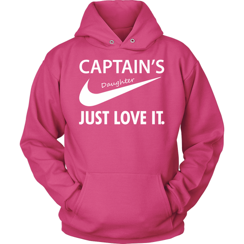 Captain's Daughter - Just Love It.
