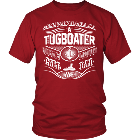 Tugboat Daddy