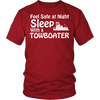 Image of Feel Safe At Night - Sleep With A Towboater