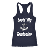 Image of Lovin My Towboater Tank Top