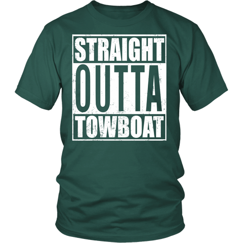 Straight Outta Towboat