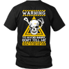 Image of Deckhand Warning