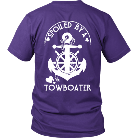 Spoiled By A Towboater