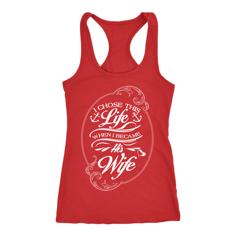 I Chose This Life - RacerbackTank Top