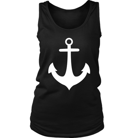 Women Anchor Tanktop