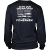 Image of Scallopers Tee - Save Our Endangered Fishermen