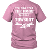 Image of Towboat Mom Is The Bomb
