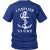 Image of Refuse To Sink!