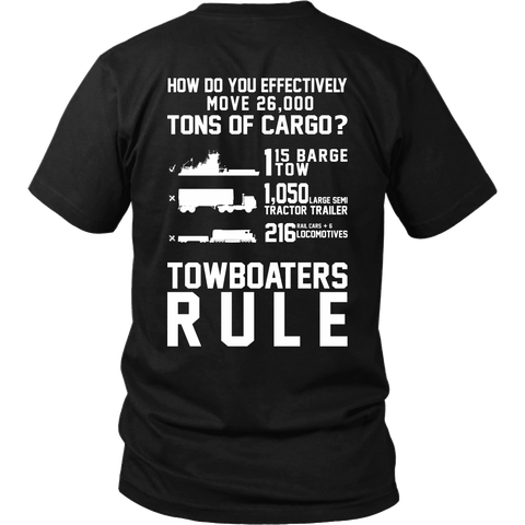 Towboaters Rule