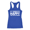 Image of He Makes Me Happy Tank Top