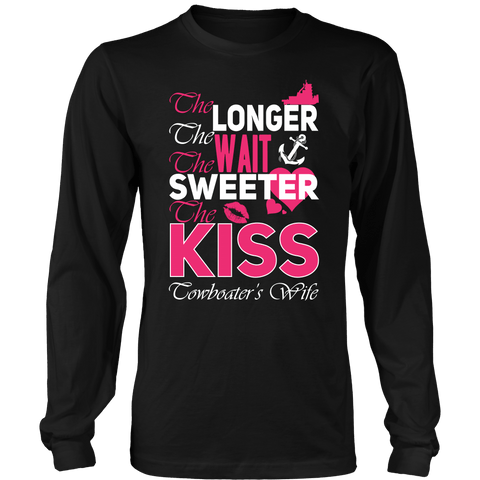 The Longer !The Sweeter! Tee