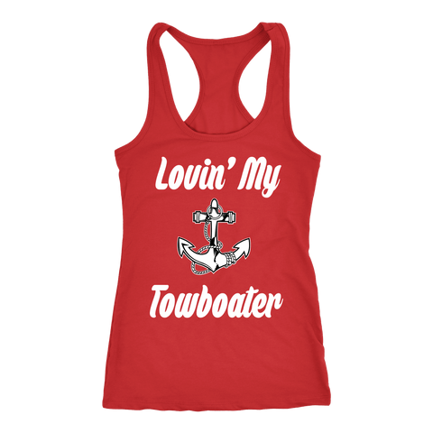 Lovin My Towboater Tank Top