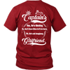 Image of Captain's Girlfriend Tee