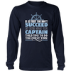 Image of Funny Captain Tshirt - Do What Your Captain Told You To Do..