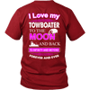 Image of I Love My Towboater To The Moon And Back