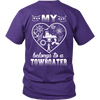 Image of My Heart Belongs to a Towboater