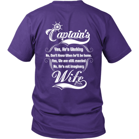 Captain's Wife Shirt