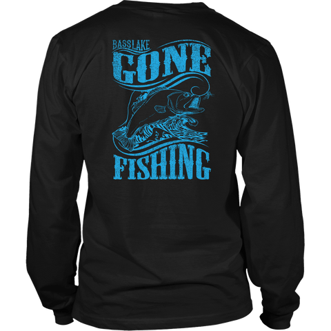 Gone Fishing!