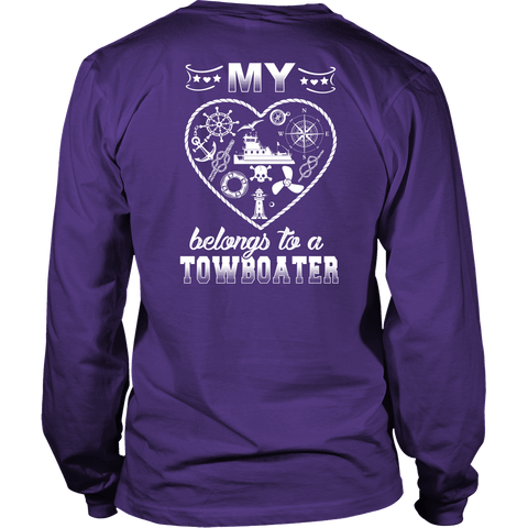 My Heart Belongs to a Towboater