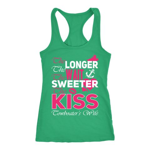 The Longer !The Sweeter! Tank Top