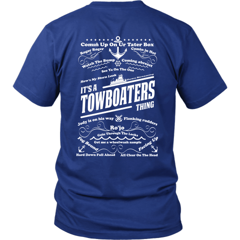 It's A Towboaters Thing